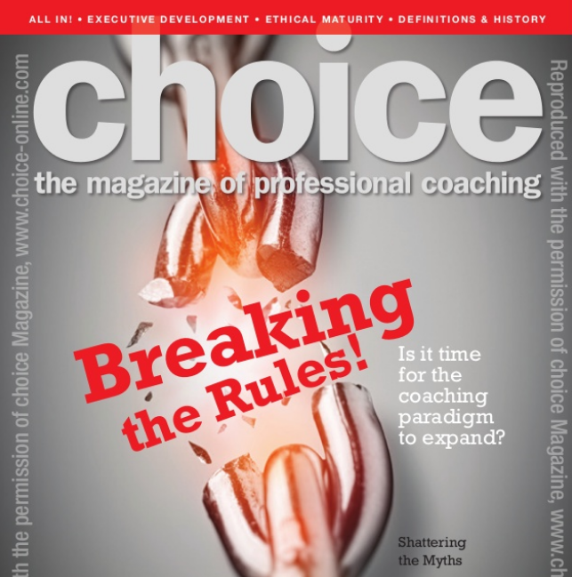 A Case For MCEC: Master-Level Corporate Executive Coaching ...